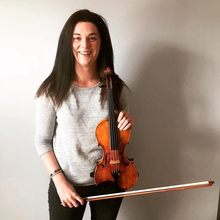 Laura Blanchard Violin