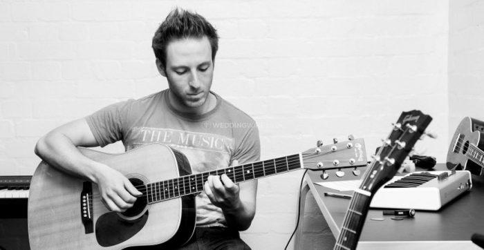 Sheldon Conrich – guitar and piano teacher